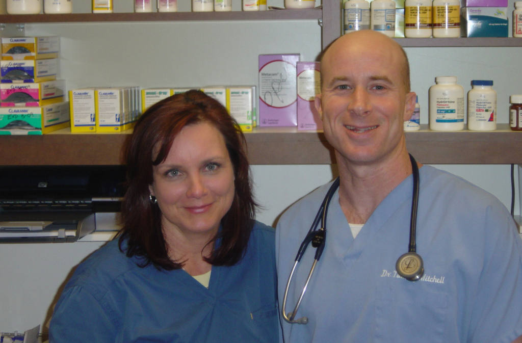 Doctors Jerilyn and Tommy Mitchell